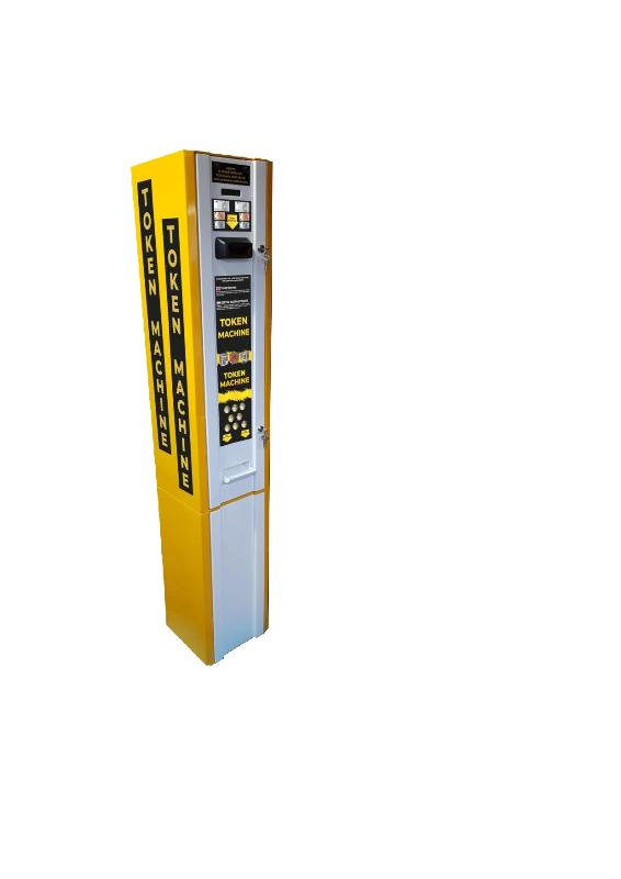 NTC-SA1200 Money changer automat( or Token Machine)