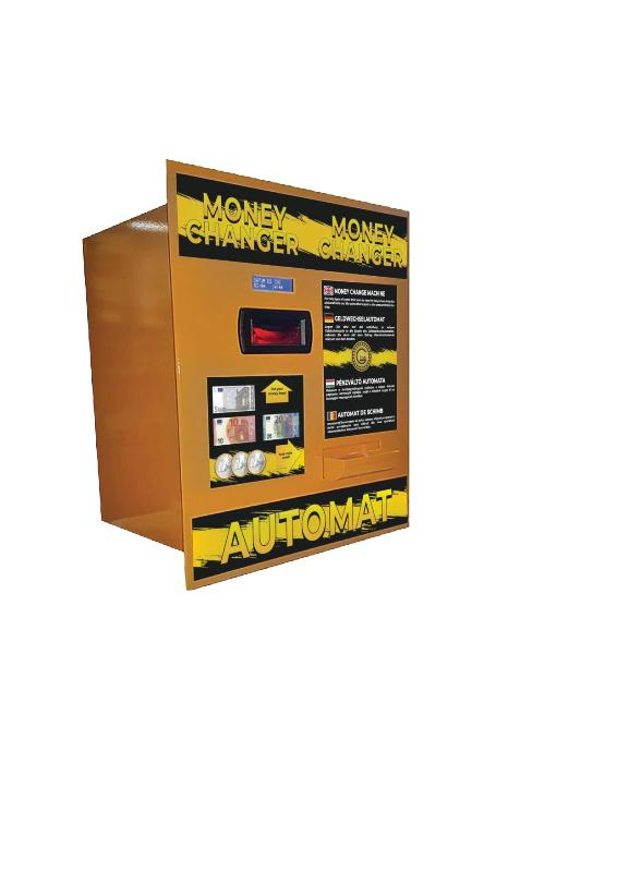 NTC-B1200 Money changer automat